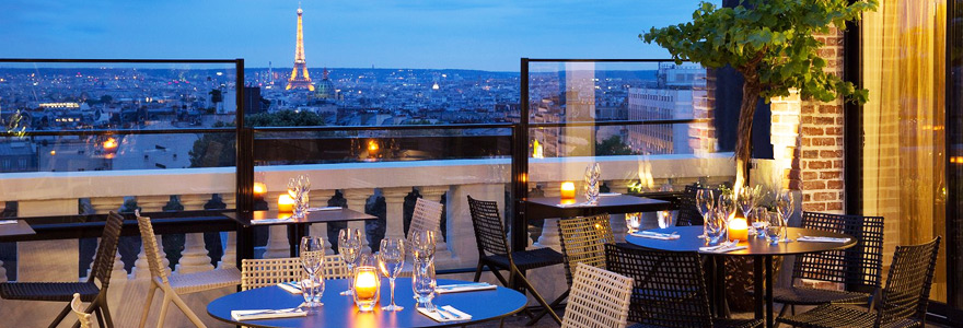 hotel de luxe a Paris