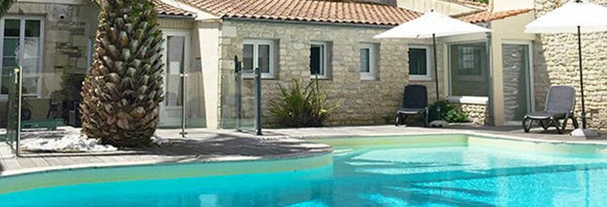 hôtel à l'ile d'Oléron